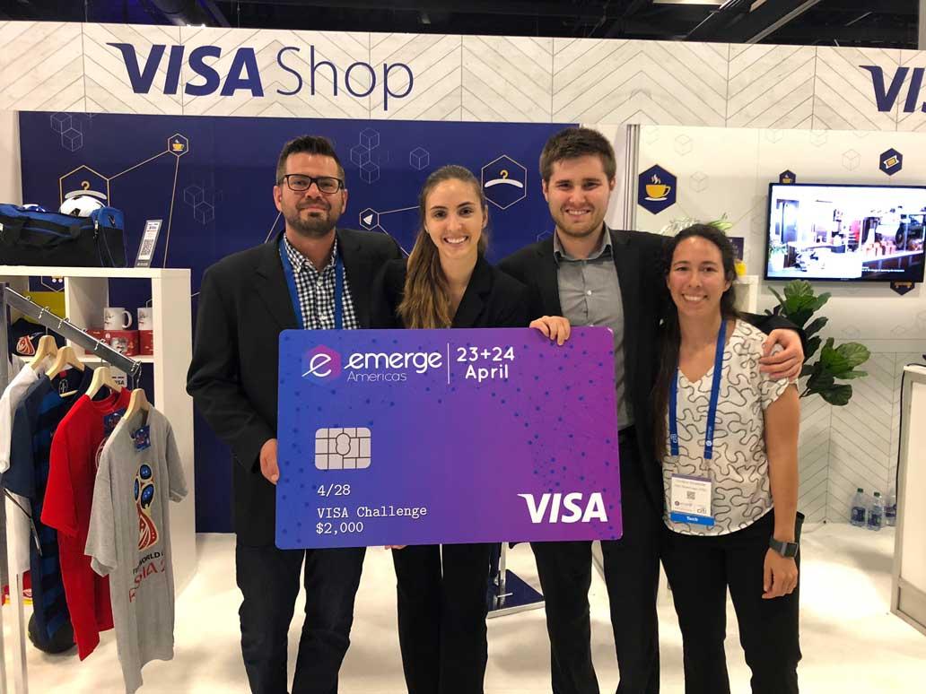 eMerge Americas Hackathon Winners